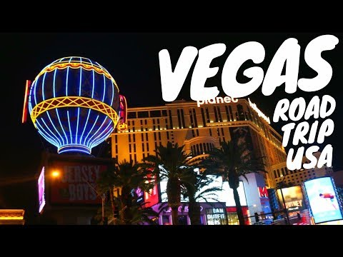 ROAD TRIP USA: Las Vegas, Nevada