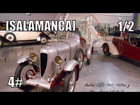 Museo Historia Automocion Salamanca Fundacion Gomez Planche 1º parte por Avaracing