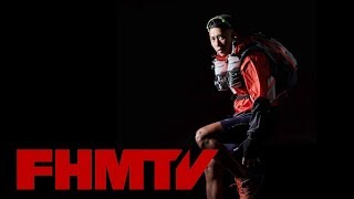 FHMTV 極地超馬選手訪談 陳彥博