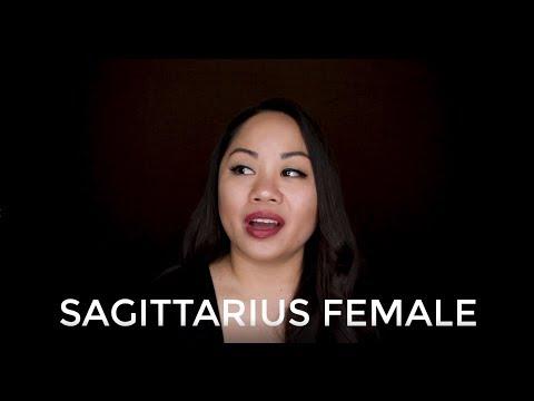 The SAGITTARIUS FEMALE by Joan Zodianz