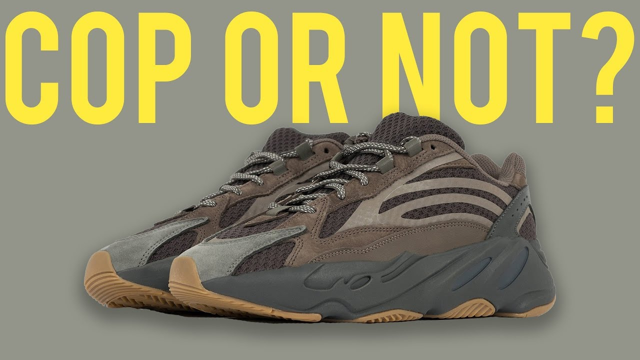 9f2321526e78e THE ADIDAS YEEZY 700 V2 GEODE A MUST COP     - YouTube