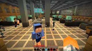 Minecraft  Parque dos Dinossauros !!   Aventuras Com Mods #05