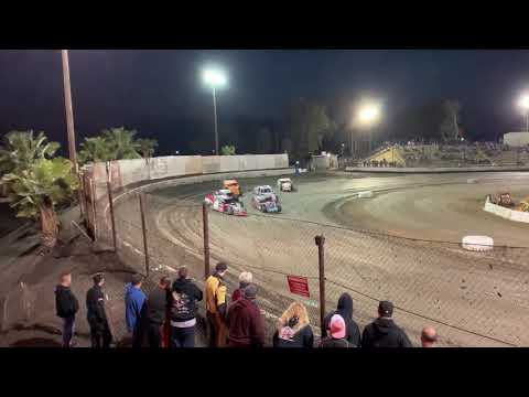 Bakersfield Speedway 03-23-19 Modified Heat