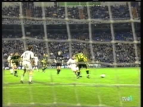 Real Madrid - 4 Sporting - 0 de 2000/2001 Uefa CL