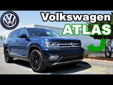 2019 Volkswagen Atlas SEL Review