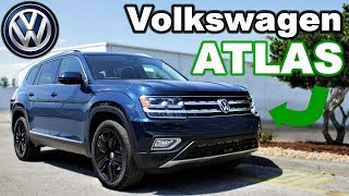 2019 Volkswagen Atlas Sel Review