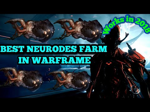 Best Neurodes Farm | Warframe Neurodes Farming Guide - YouTube