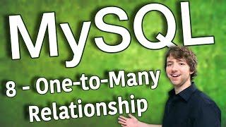 MySQL 8 - One-to-Many Relationship