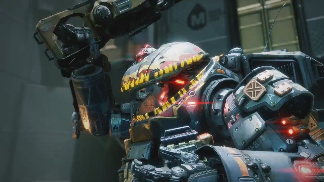 TITANFALL 2 SINGLE PLAYER Gameplay Trailer Jack and BT ...