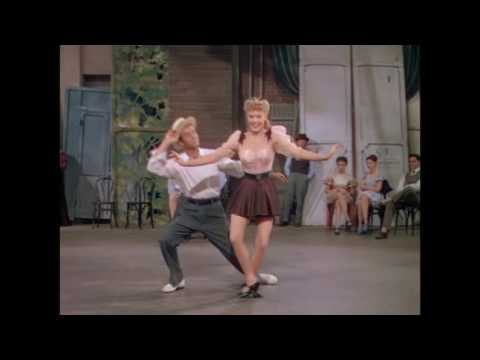 Song & Tap Dance  1950  (Gene Nelson & June Haver)