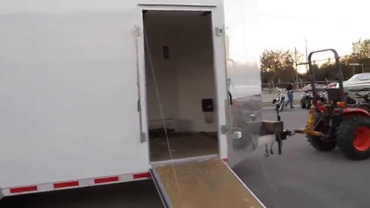Stacker Trailer Lift : Aluminum stacker trailer lift like new condition