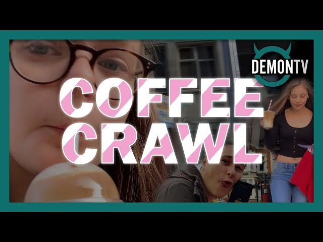 Coffee Crawl | Freshers 2019