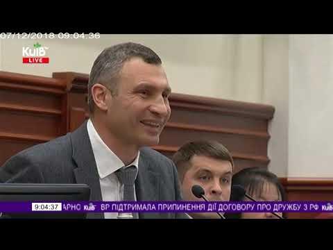 Телеканал Київ: 07.12.18 Столичні телевізійні новини 09.00