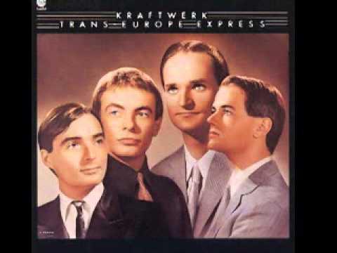 Kraftwerk ~ Trans Europe Express (1977)  House Music  Electronica