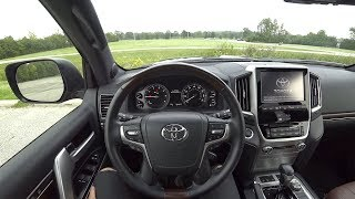 A Week in the 2018 Toyota Land Cruiser - POV Driving Impressions (Binaural Audio)