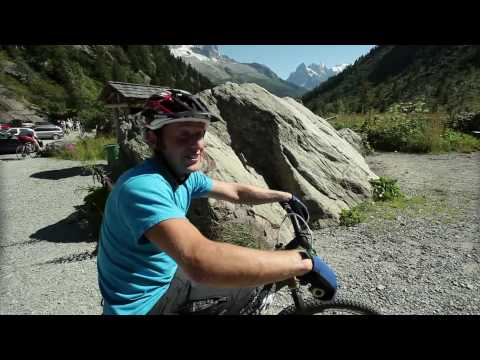 "Danny McAskill filming in Chamonix for ""Perfect Moment - Instant"""