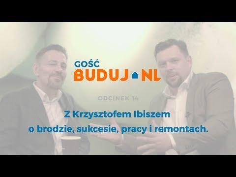 Z Krzysztofem Ibiszem o brodzie, pracy i remontach /odc.14 Gość Buduj.nl