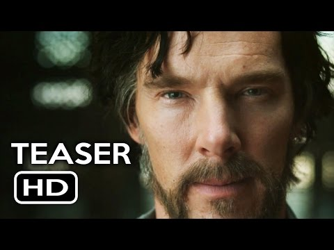 Doctor Strange Official Teaser Trailer #1 (2016) Benedict Cumberbatch Marvel Movie HD