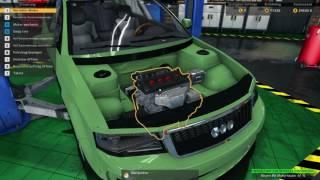 Auto Werkstatt Simulator 2015 - Folge 50 - Chip Tuning und Farbe ?