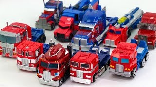 Transformers Movie G1 Classic Titan Return RID Prime Optimus Prime Truck Robot 10 Vehicle Car Toys