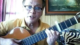 Nhìn Nhau Lần Cuối (Nguyễn Vũ) - Guitar Cover by Bao Hoang