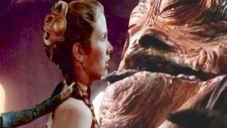 Repeat youtube video Extended cut Leia  slave embrace
