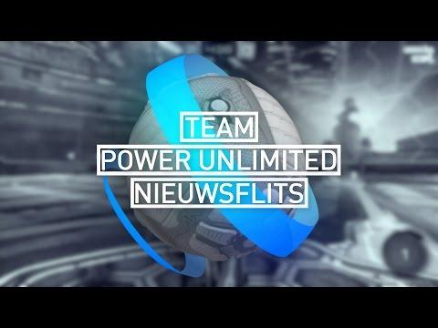 Ons Rocket League team krijgt een sponsor! - Team Power Unlimited Nieuwsflits