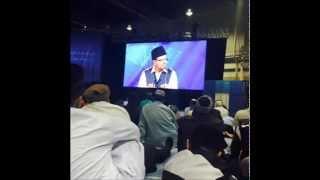 Defending the Honor of Prophet Muhammad(saw) in America by Maulana Naseem Mahdi