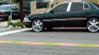 Buick Park Avenue on 22's