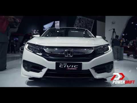 2018 Honda Civic: Coming to India next year : PowerDrift