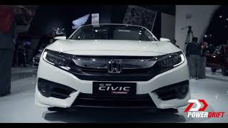 2018 Honda Civic: Coming to India next year : PowerDrift