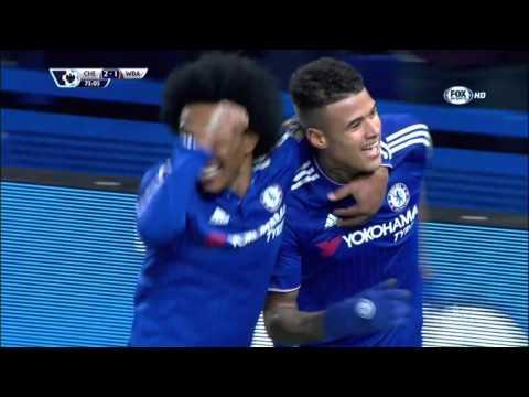 [Premier League 2015/2016] Chelsea Vs West Brom 2-2