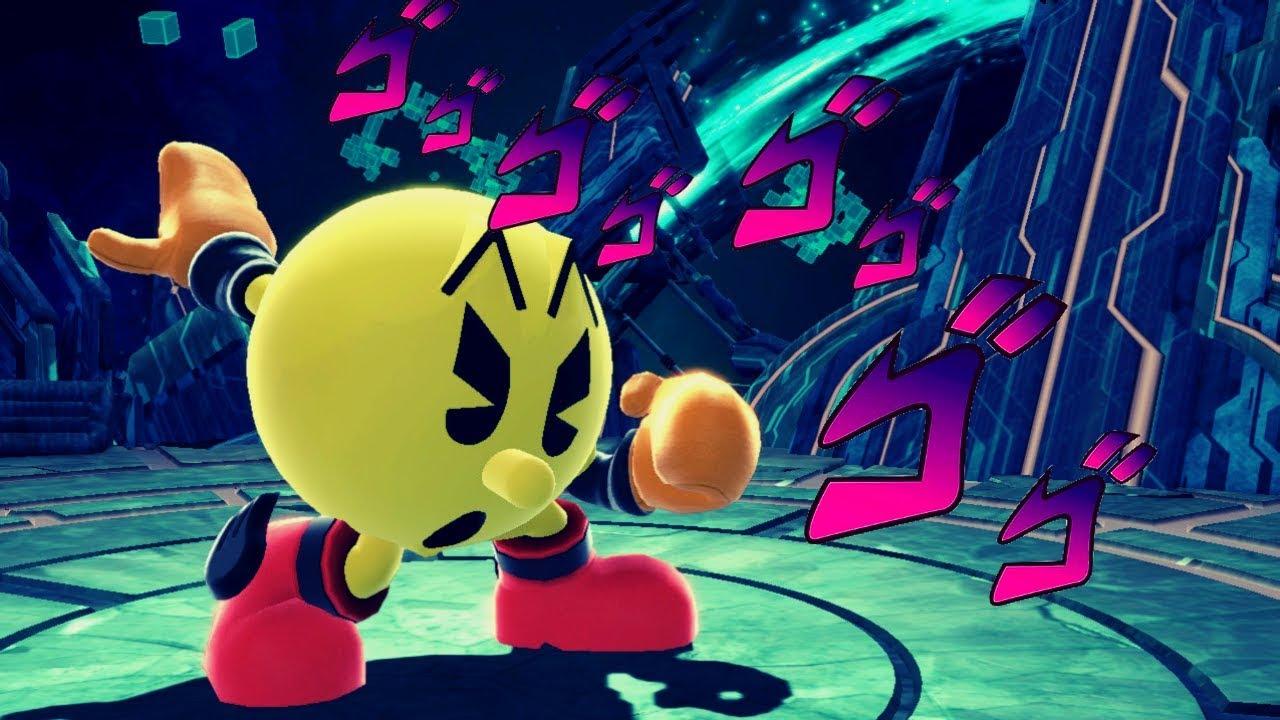 Pac-Man's Bizarre Adventure : Fruit of Heaven - A PAC-MAN Smash Ultimate Montage