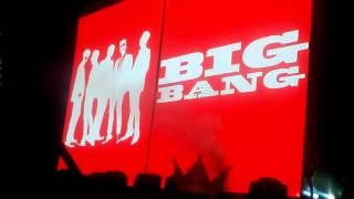 BIGBANG Made Tour México City 071015 (INTRO + BANG BANG BANG)