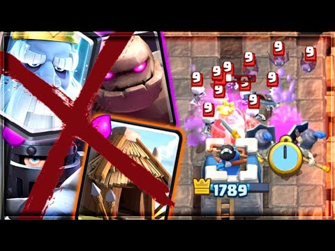 Clash Royale THIS DECK COUNTERS THE META!