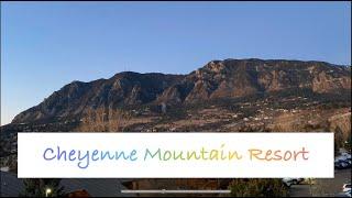 Cheyenne Mountain Resort Review- Colorado Springs