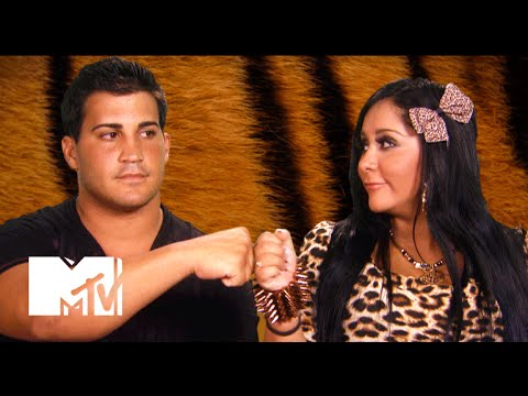 Snooki & Jionni  Just Married!  MTV
