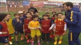 مدرسة برشلونة لكرة القدم بالمغرب