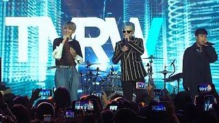 TMRW Concert LAZYLOXY x OG-ANIC x URBOYTJ