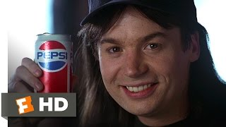 Wayne's World (6/10) Movie CLIP - I Will Not Bow to Any Sponsor (1992) HD