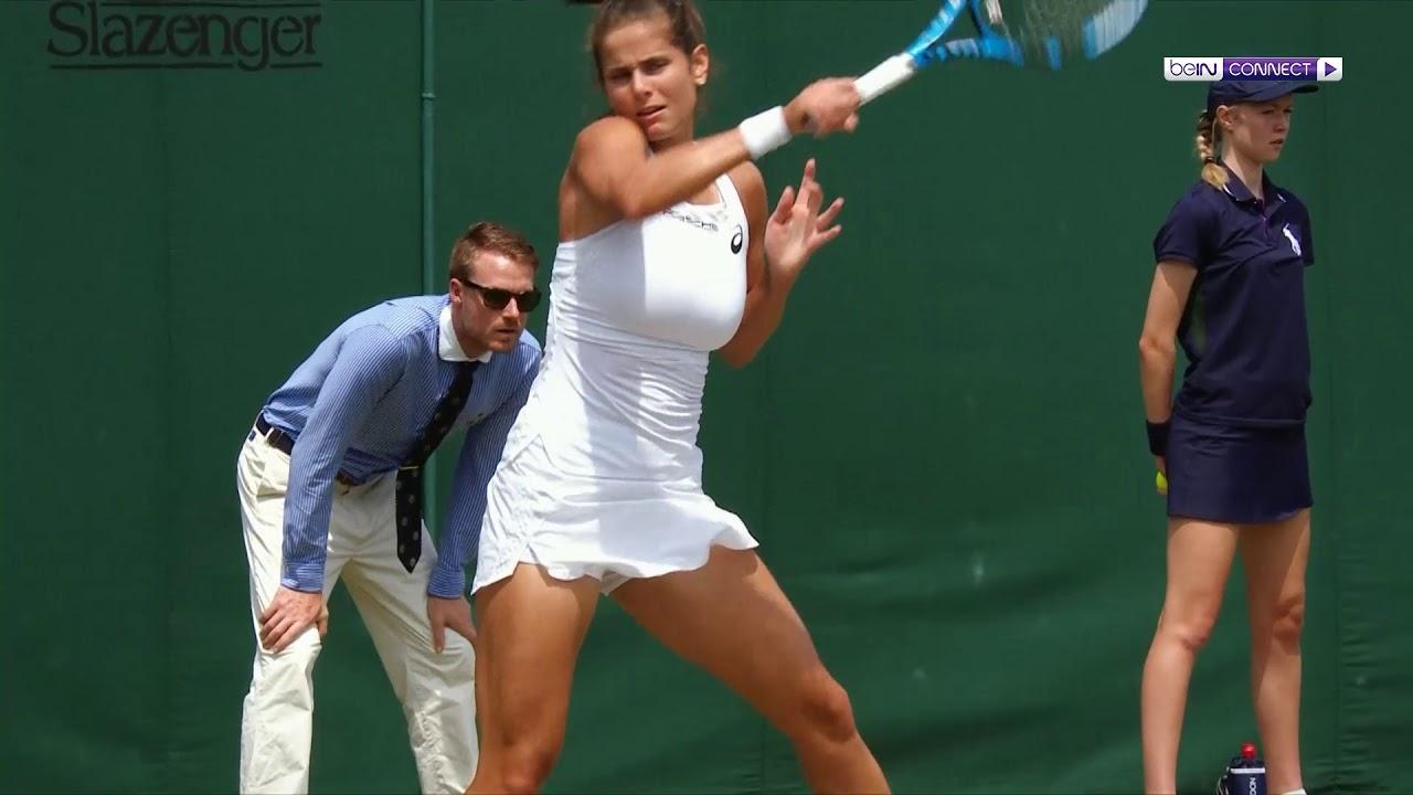 Wimbledon 2018 - women's semi finals Exclusive on beIN SPORTS