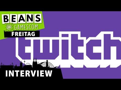 gamescom 2015   Interview mit Twitch   07.08.2015