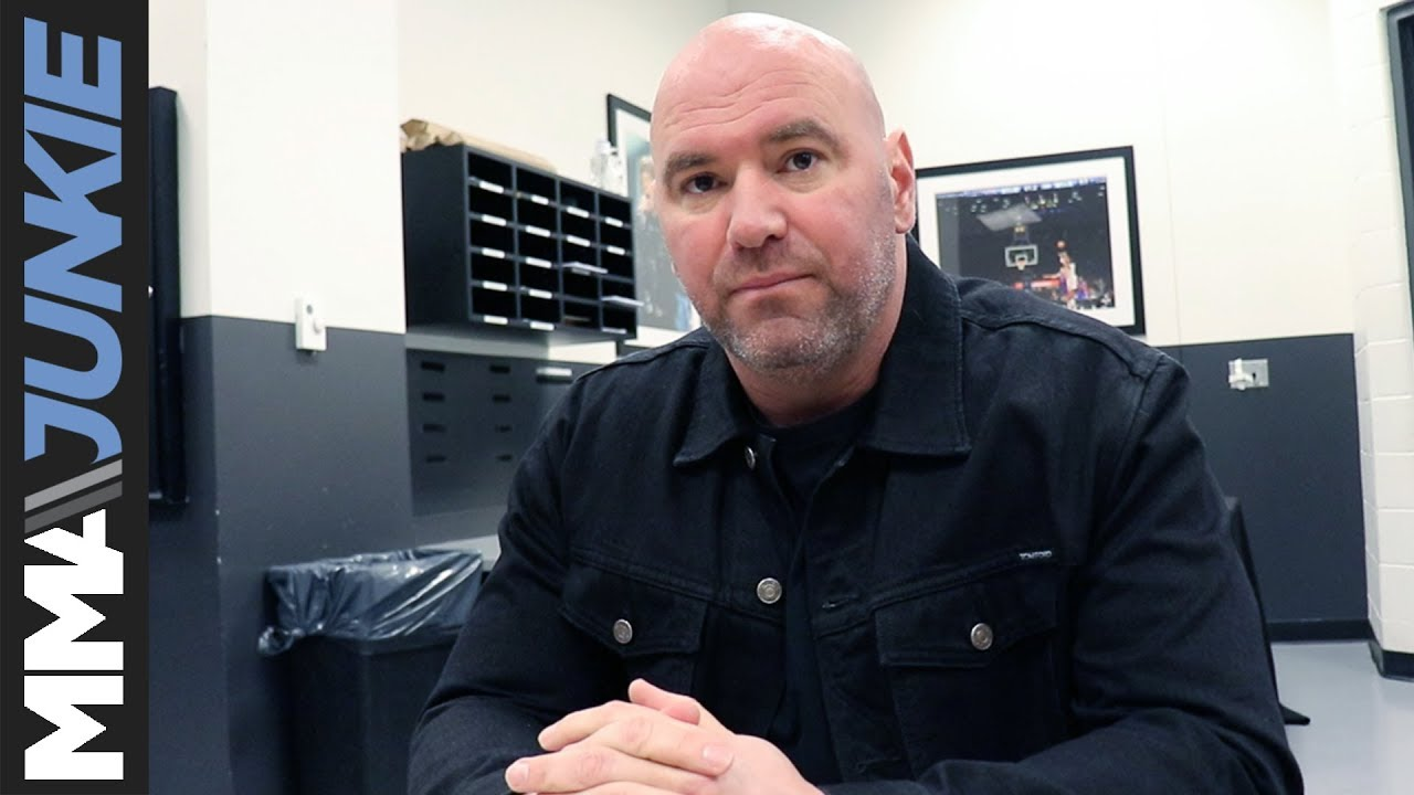 dana white admonishes conor mcgregor s criminal behavior at ufc 223