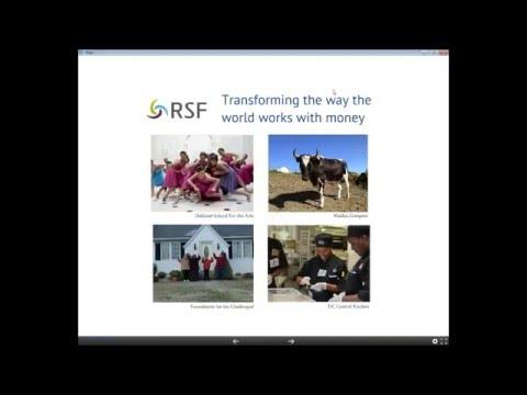 RSF's Work Social Enterprise Lending  - April 19, 2016