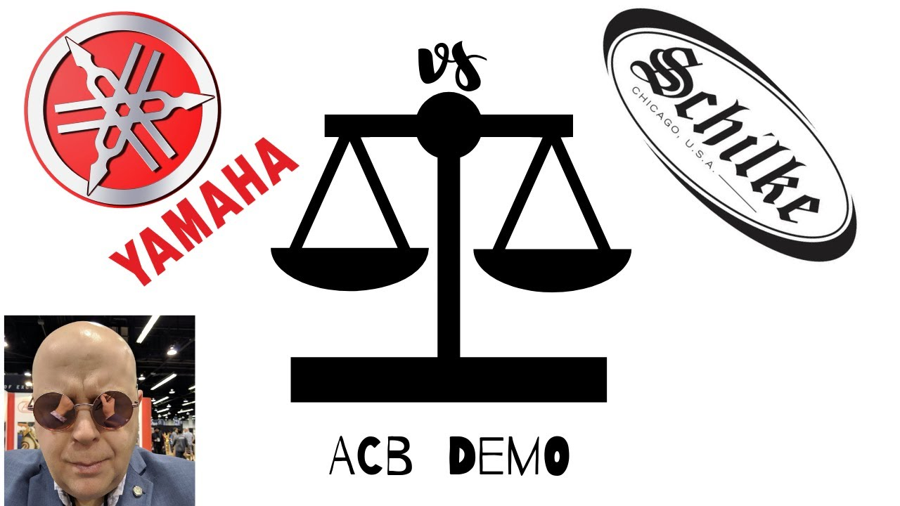 ACB Trumpet comparison: The New Bobby Shew Yamaha vs  the Schilke B1L what  do you think?