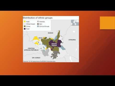 APHG: South Sudan Ethnic Conflict *Re-upload