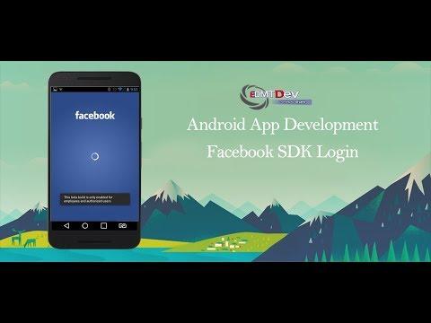 Android Studio Tutorial - Facebook SDK Login