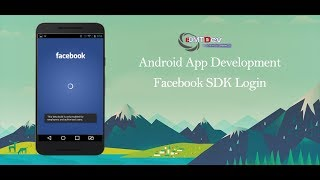 Android Studio Tutorial - Facebook SDK Login