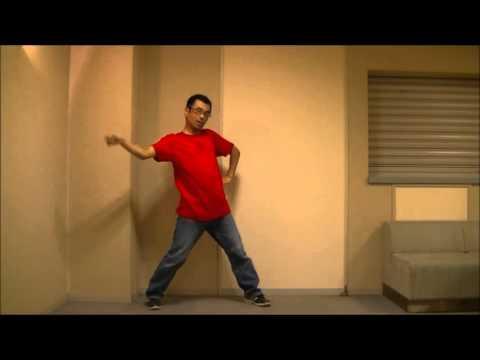 「GABURINCHO OF MUSIC!」をフルで踊ってみた【赤Tシャツ】