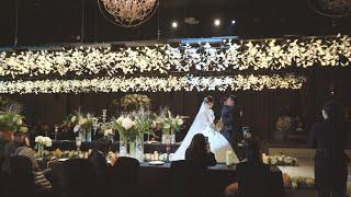 수원 노블레스웨딩컨벤션 본식영상 웨딩dvd 결혼식 하이…